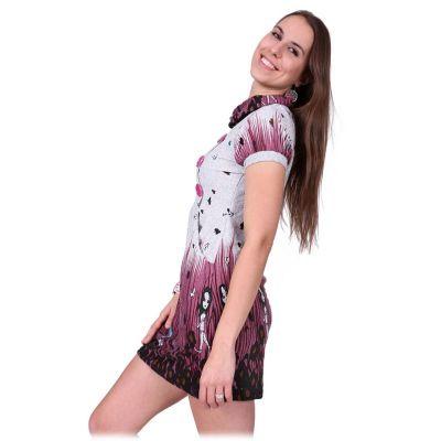 Wiosenno-jesienna sukienka Padang Rumput