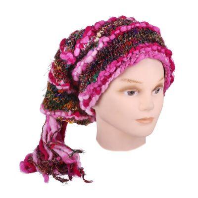 Wełniana czapka Bingung Rose
