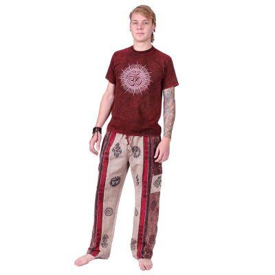 Spodnie Gambar Brown