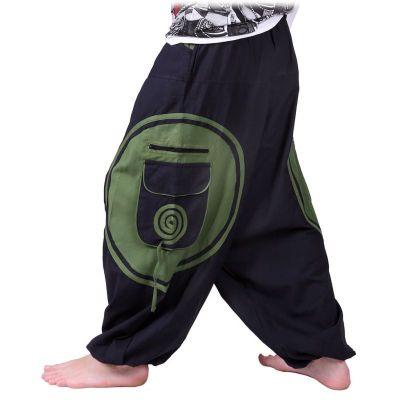 Spodnie Bersulur Hijau