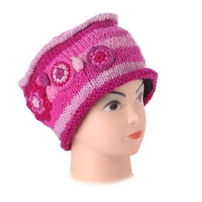 Wełniana czapka Bageshri Mawar