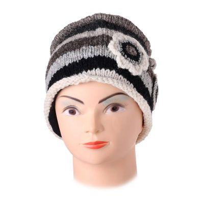 Wełniana czapka Bageshri Abu