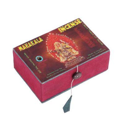 Kadzidełka Mahakala w pudełku