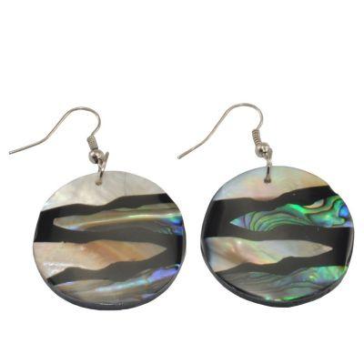 Kolczyki z perłami Marzenie o morzu Indonesia