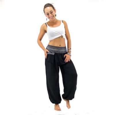 Spodnie Natchaya Black   UNISIZE