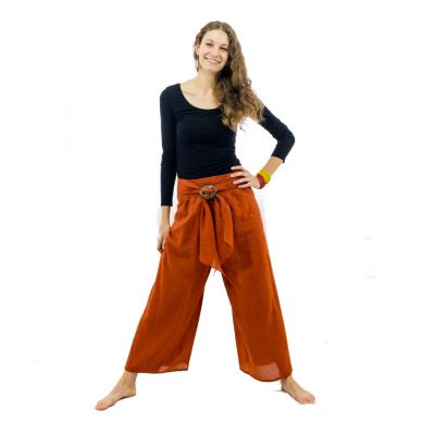 Spodnie Chantana Jeruk