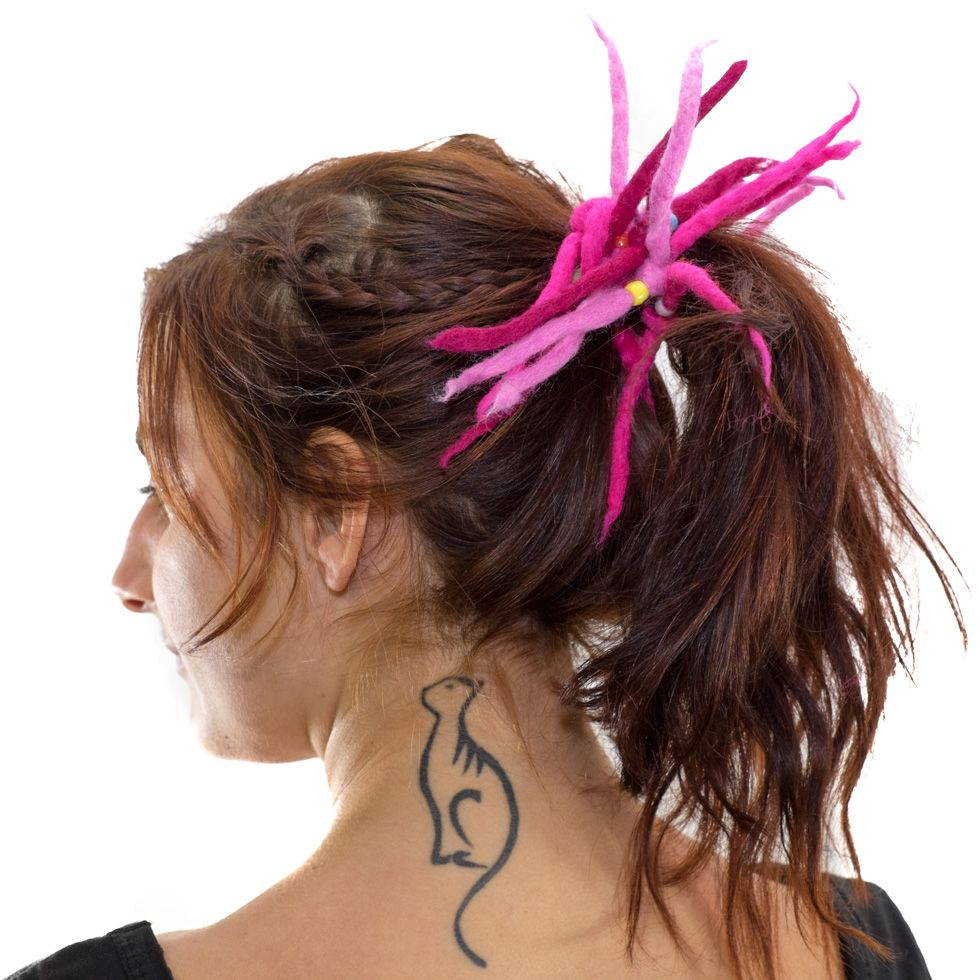 Dreads Pink