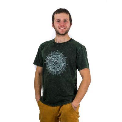 Koszulka Om Senang Green