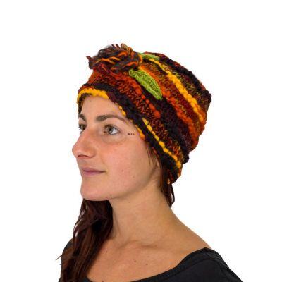 Wełniana czapka Indah Matahari