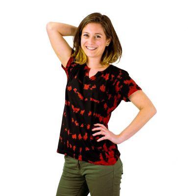 T-shirt Benita Czerwony