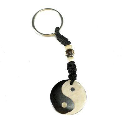 Brelok do kluczy Yin&Yang