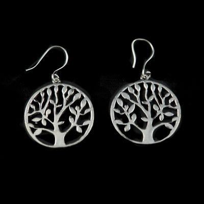 Kolczyki Drzewo Fortuny 1