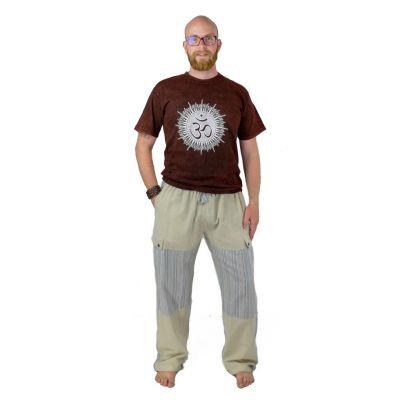 Męskie bawełniane spodnie Kirtipur Tapi | S, M, L, XL, XXL