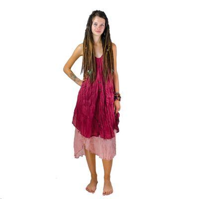 Sukienka Nittaya Burgundy