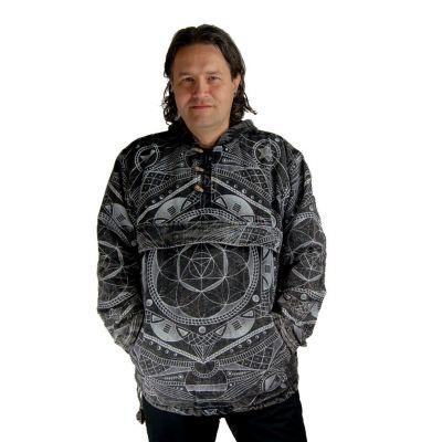 Męska bluza w stylu etnicznym Jantur Saku | M, L, XL