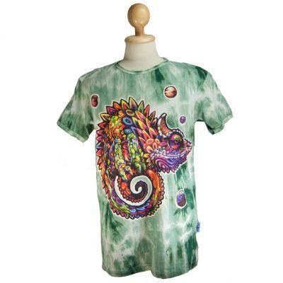 Koszulka Chameleon Green