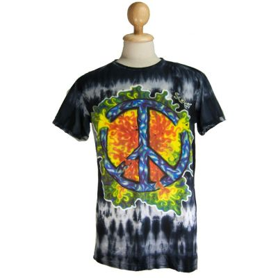 Koszulka Peace Black