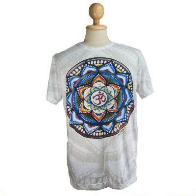 Koszulka Holy Lotus White