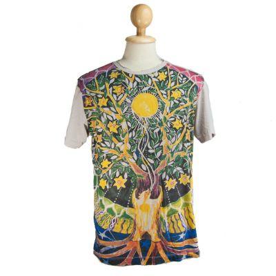 Beżowa koszulka Magical Tree