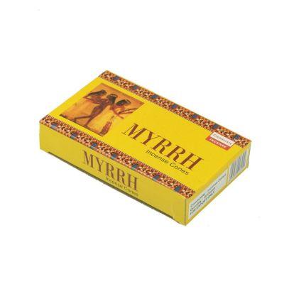 Stożki zapachowe Darshan Myrrh