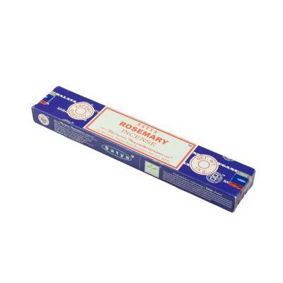 Satya Rosemary kadzidełka | Pudełko 15 g