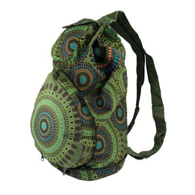 Plecak Mandala Green