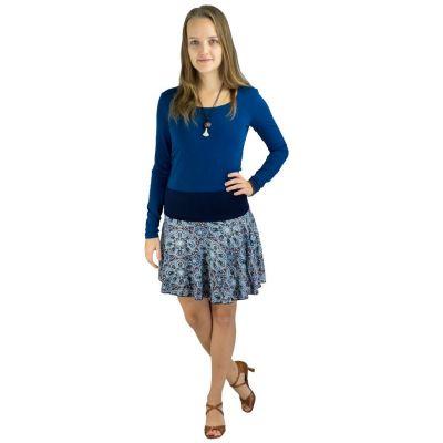 Spódnica mini na kółkach Lutut Ubon | NA NIEJ
