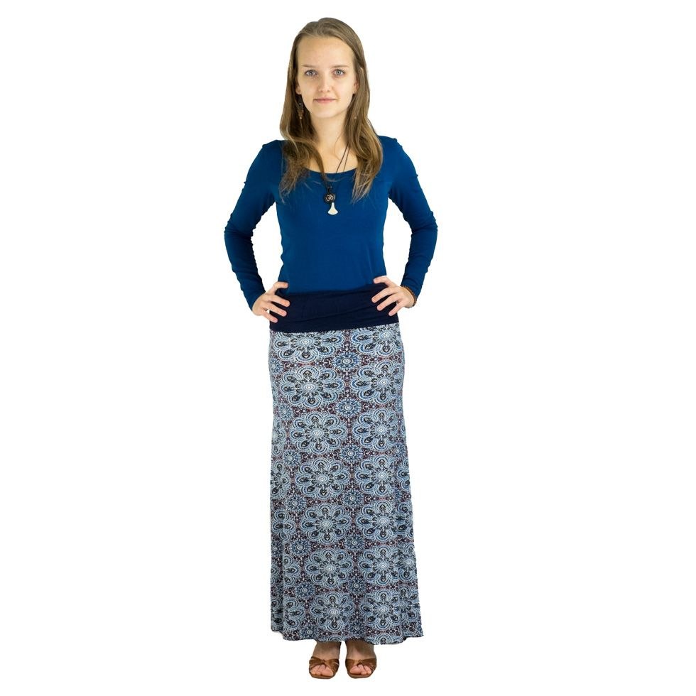 Długa spódnica Panjang Ubon