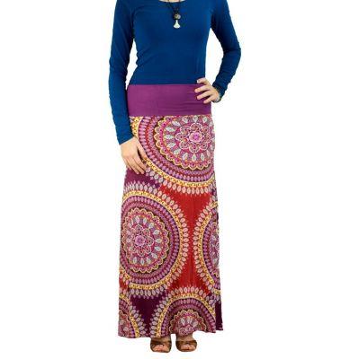 Długa spódnica Panjang Wei