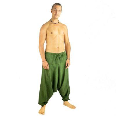 Alibaba - Bawełniane spodnie Badak Hijau | NA NIEJ