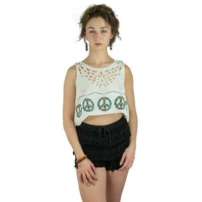 Koszulka bez rękawów Lamai Peace | UNI (odpowiada S / M)