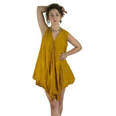 Sukienka Prisana Mustard