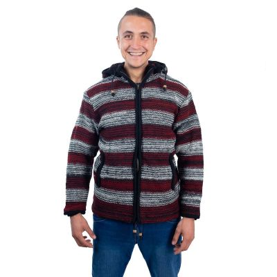 Wełniany sweter Misty Horizon   S, M, L, XL, XXL
