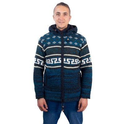 Wełniany sweter Winter Season | S, M, L, XL, XXL