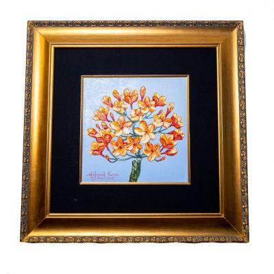 Wizerunek drzewa pomarańczowego