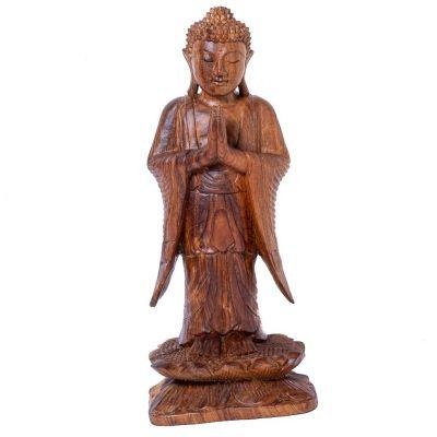 Statuetka stojącego Buddy
