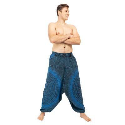 Spodnie Amir Biru