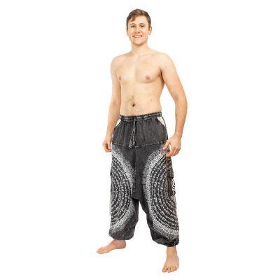 Spodnie Amir Hitam
