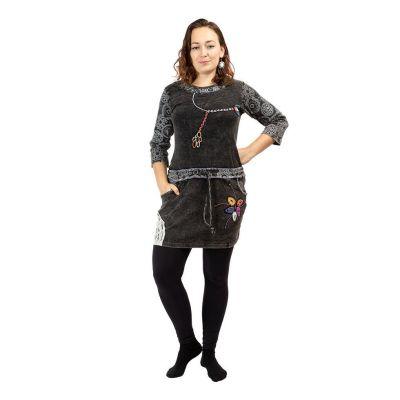 Sukienka Dori Hitam