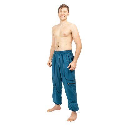 Bawełniane spodnie Arun Pirus | S/M, L/XL