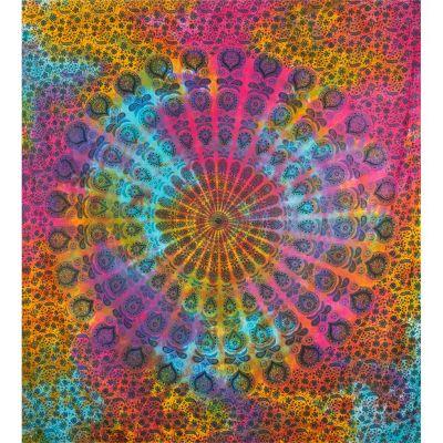 Medytacja w kolorze kratki