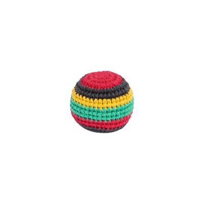 Szydełkowa piłka hakisák - Rasta