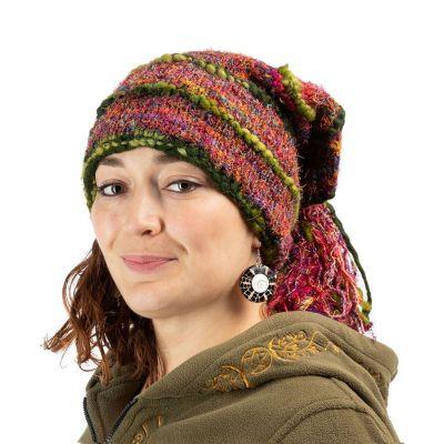 Wełniana czapka Bingung Fern