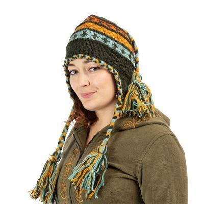 Wełniana czapka Manaslu Spruce
