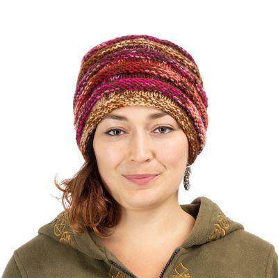 Wełniana czapka Sawah Hamagara