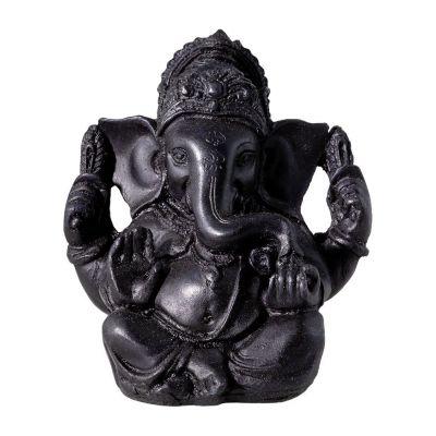 Statuetka Czarnej Ganeshy