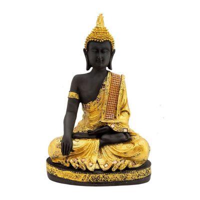 Statuetka Złotego Buddy