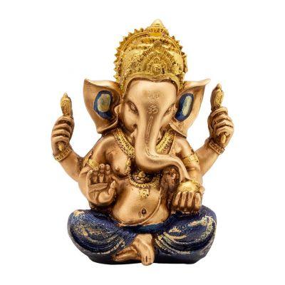 Statuetka Złotej Ganeshy