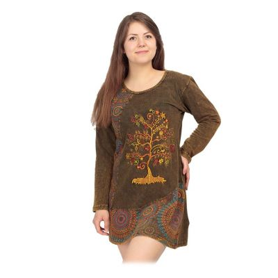 Sukienka Etno Bahira | S, M, L, XL, XXL, XXXL