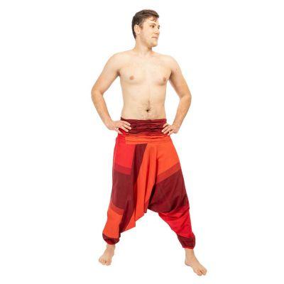 Spodnie Telur Red